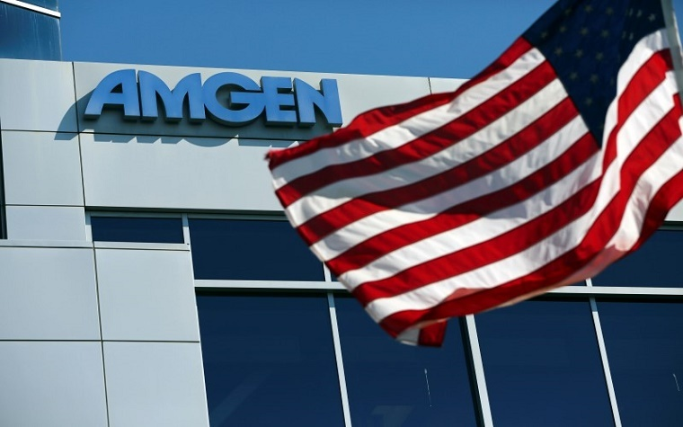 Amgen submits Marketing Authorization Application for ABP 501 to European Medicines Agency.