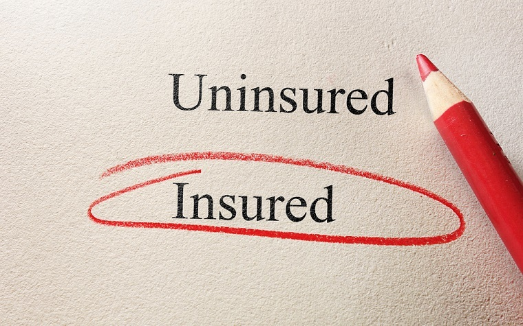 The number of uninsured has fallen below 10 percent for the first time in 50 years.