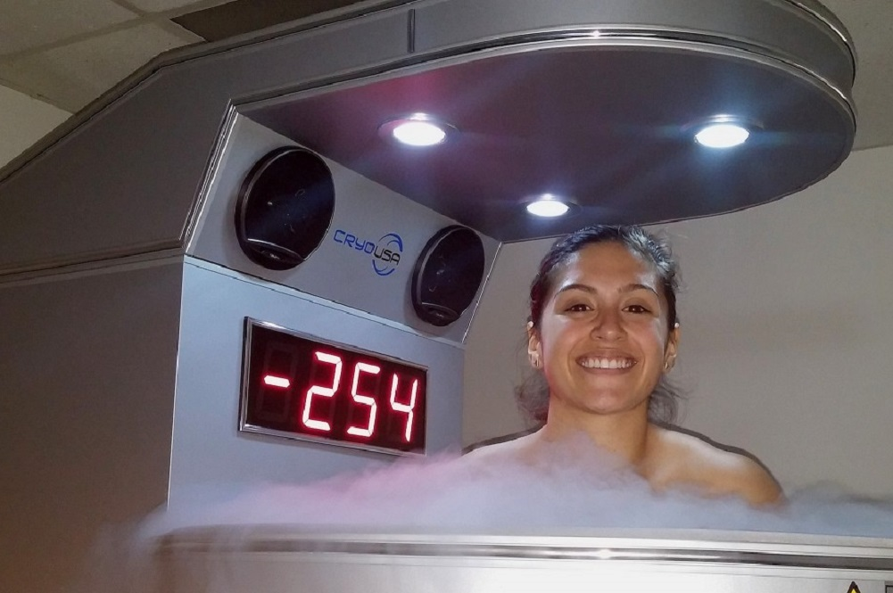 Cryotherapy started gaining traction in the United States in 2008.