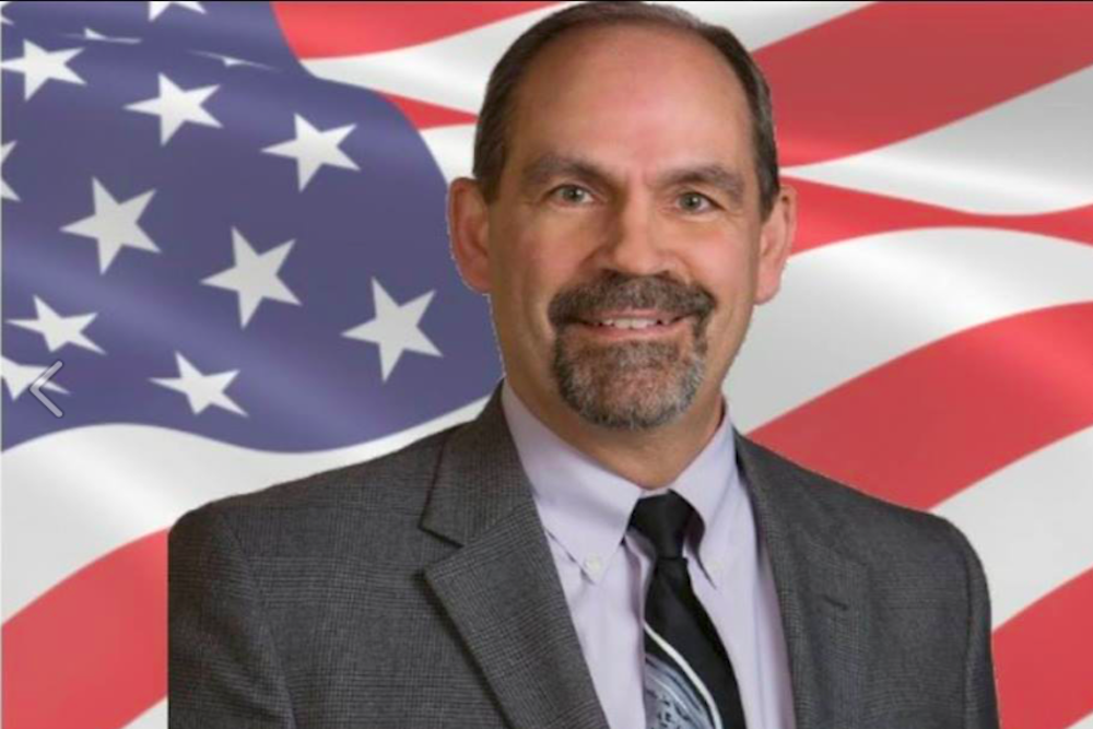 GOP state House candidate Ken Idstein