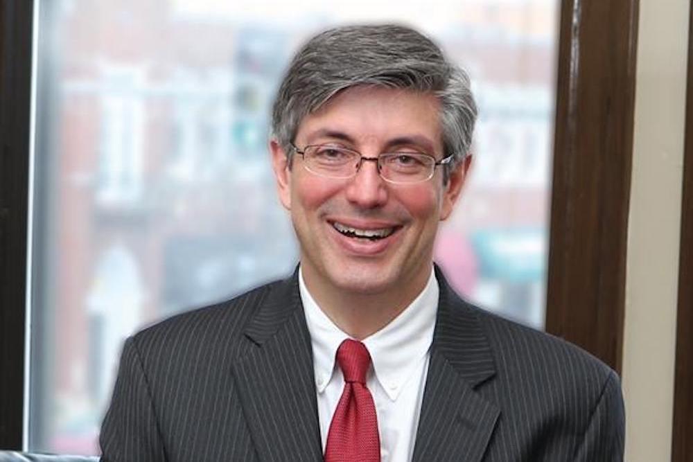 GOP state House candidate Dan Ugaste