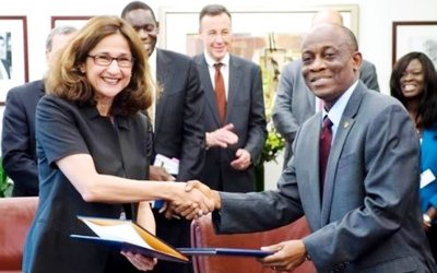 The IMF delegation led by Joël Toujas-Bernaté concluded its two-week visit to Ghana.