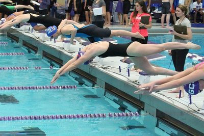 Northwestern University women's swimming and diving team is geared up for the rest of the season.
