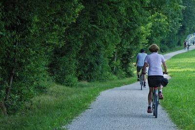 Medium bike path(1000)