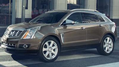The 2016 Cadillac SRX