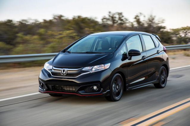 The 2019 Honda Fit also has an impressive engine and performance specs.