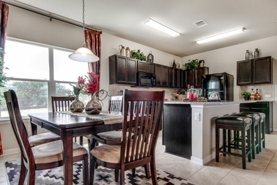 D.R. Horton's homes in Katy's Creekside Village start in the low $200s.
