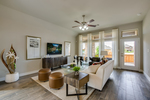 Outstanding designs from Perry Homes offer spacious family rooms with natural lighting.