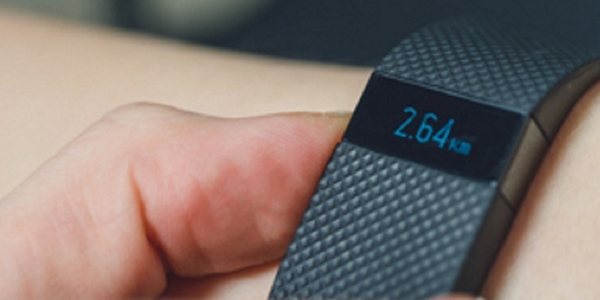 Large fitbit