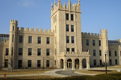 Northern Illinois University's Altgeld Hall