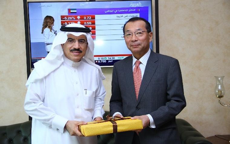 CSC secretary general hosts Japanese ambassador in effort to grow business relations