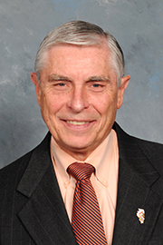 Rep. Bob Pritchard (R-Hinckley)