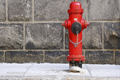 Medium fire hydrant