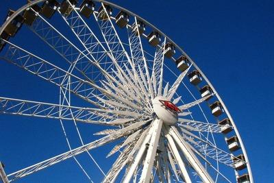 Medium ferris wheel(1000)