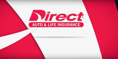 Medium direct auto logo