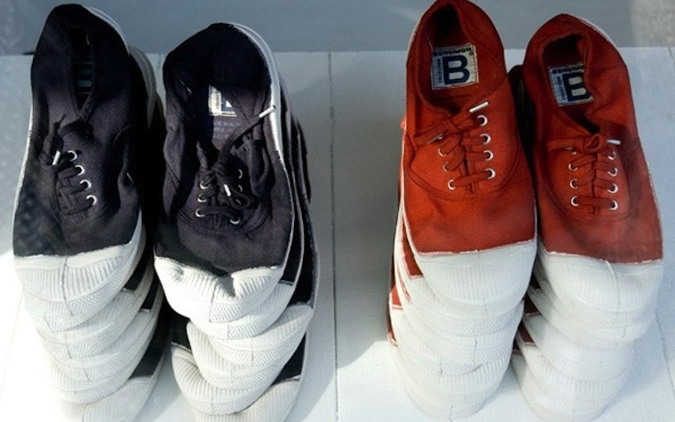 Paris's Bensimon brand markets shoes in Middle East for first time.