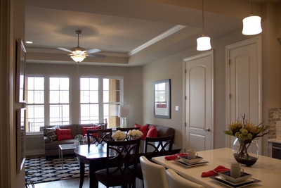 Tuscan Village offers modern comforts for active seniors.