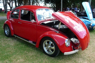 There should be bugs-a-plenty at the VolksClub's VW Show in Belton May 21.