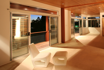 Shield Sliding Glass Doors From The Texas Sun Austin Homes