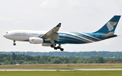 Oman Airports Management Company has chosen the  BEONTRA forecasting solutions suite to support the growth of Oman Air and the country's two airports.
