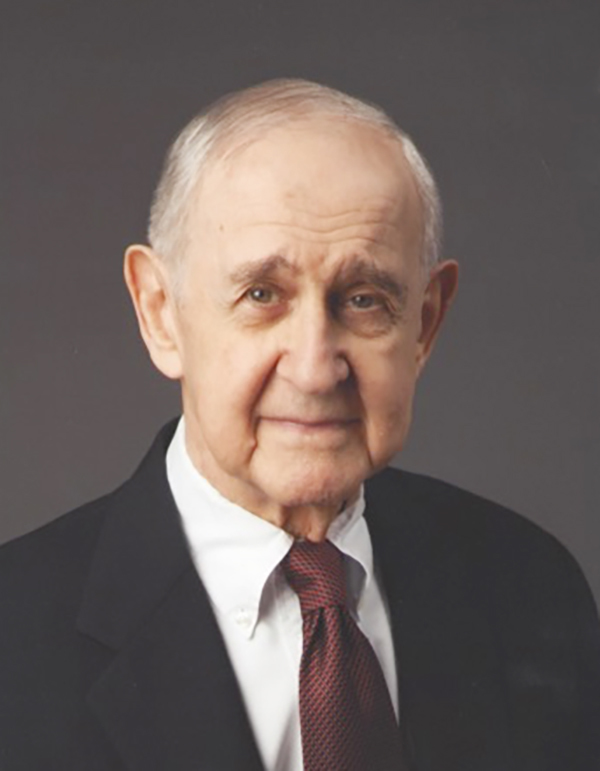 Edward Ackerman, co-foudner of the Ackerman Center for Holocaust Studies, passed away at the age of 88.