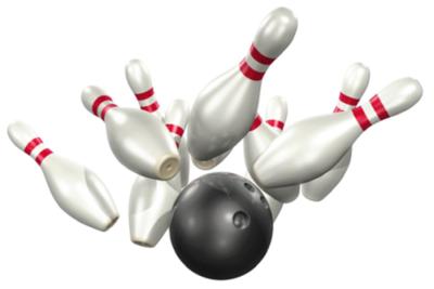 Medium bowling pins 2