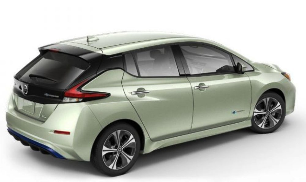Nissan LEAF brings new hues to 2018 lineup | Mega Dealer News