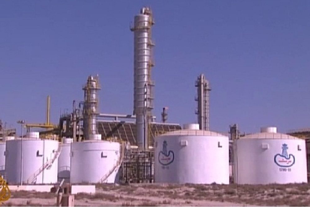 The petrochemical plants in Libya are limited in capacity and producing only primary petrochemical products.