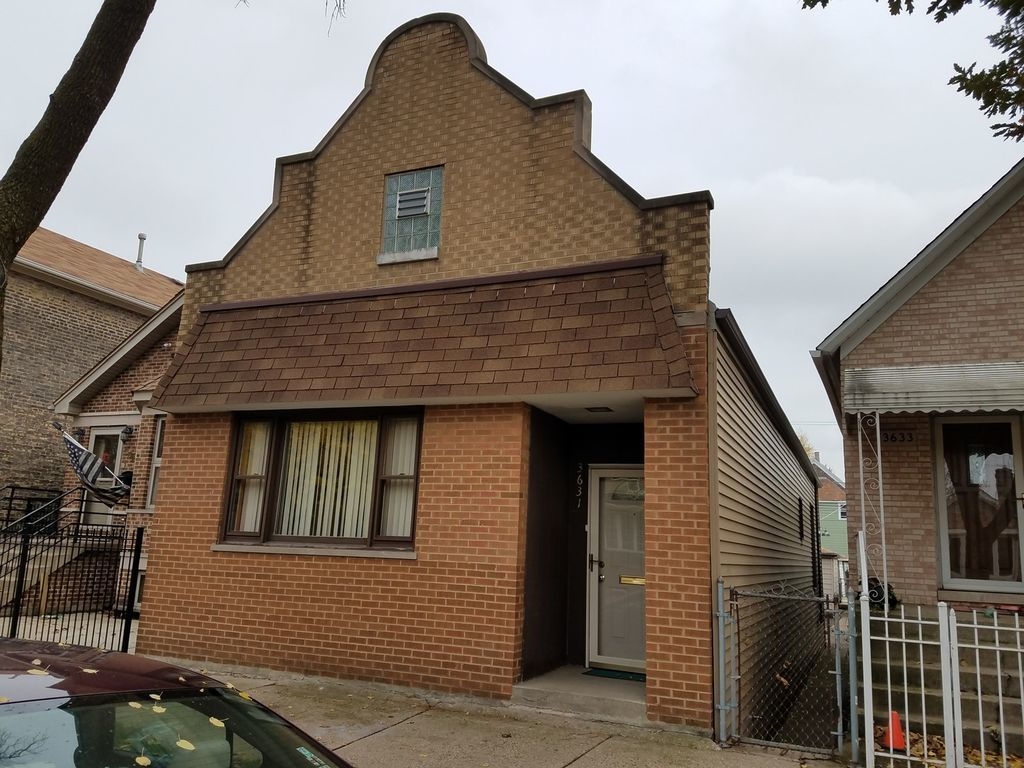 The house located at 3631 S. Union Ave. in Bridgeport, currently offered for $298K, had a 2016 property tax bill of $4,896.