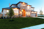 Partners in Building has a move-in-ready home at The completed custom home at 4404 Sansone Drive in Round Rock.