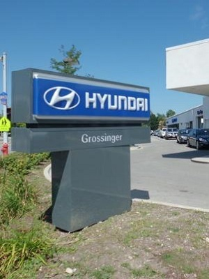 Large grossinger hyundai