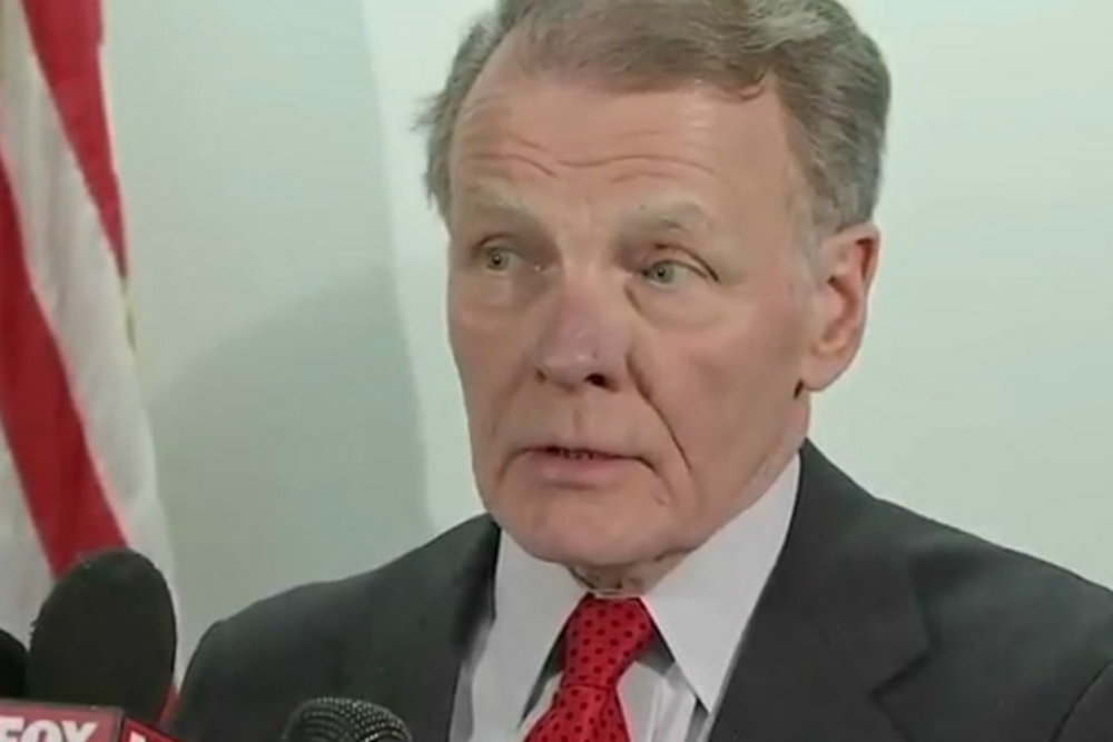 Illinois House Speaker Mike Madigan (D-Chicago)