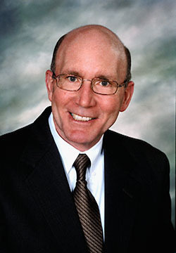 Illinois Valley Community College President Dr. Jerry Corcoran