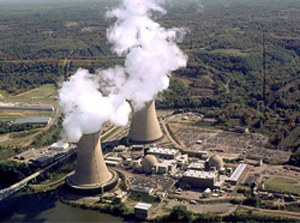 Beaver Valley nuclear power plant