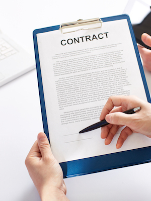 Large arbitration agreement