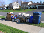 Getting rid of clutter should be one of the biggest goals in spring cleaning.