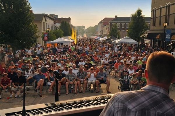 Lebanon Blues Festival scheduled Aug. 2