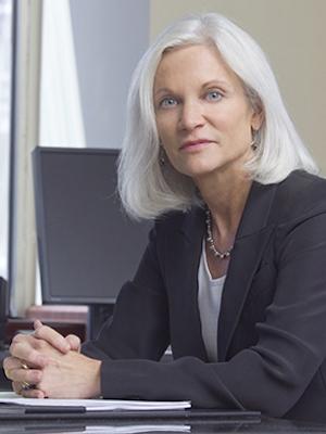 Former U.S. Attorney Melinda Haag