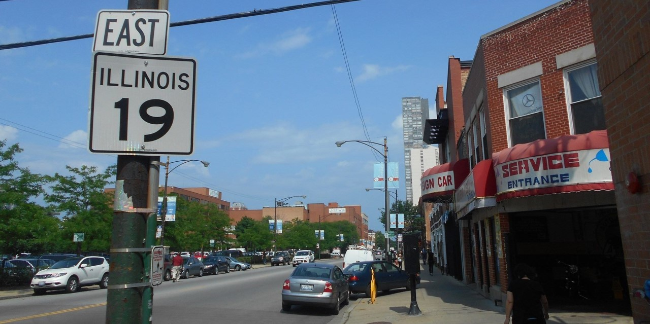 Irving park road chicago