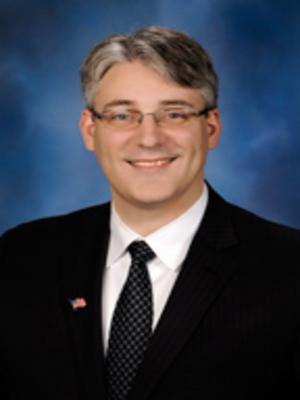 Rep. Michael Halpin (D-East Moline)