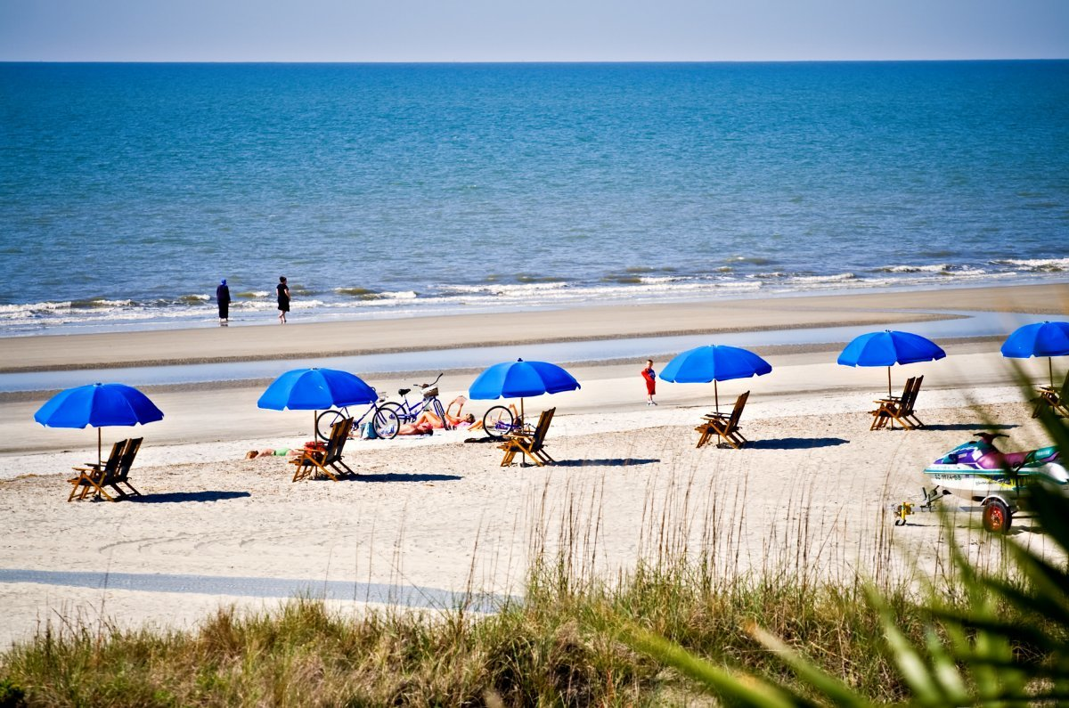 Hilton Head is No. 5 on the list for best islands in the U.S.