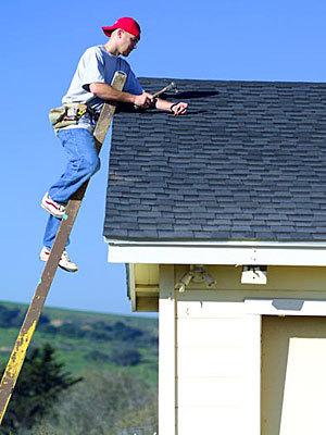 Large roofer