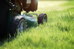 Remember to adjust your mower's blade settings based on seasonal considerations.