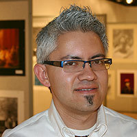 South Suburban College Professor Sergio Gomez