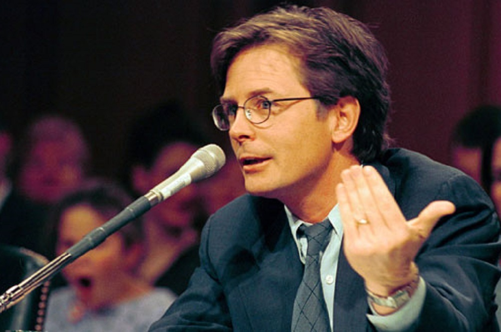 The Michael J. Fox Foundation expressed its gratitude to the members who sent over 30,000 emails to elected officials.