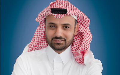 Hisham Al-Bahkali, GE's president and CEO for Saudi Arabia and Bahrain
