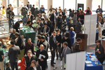 Job fairs can be busy and intimidating, but a valuable resource.