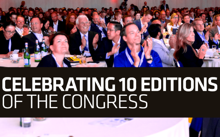 The 10th World Retail Congress kicked off in Dubai on Tuesday.