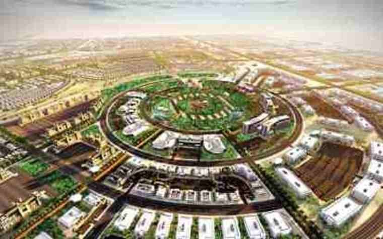 SAUDI ARABIAN OIL COMPANY: King Salman Energy Park: At the