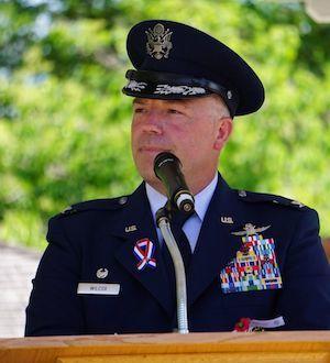 Col. Craig Wilcox